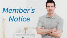 members-notice